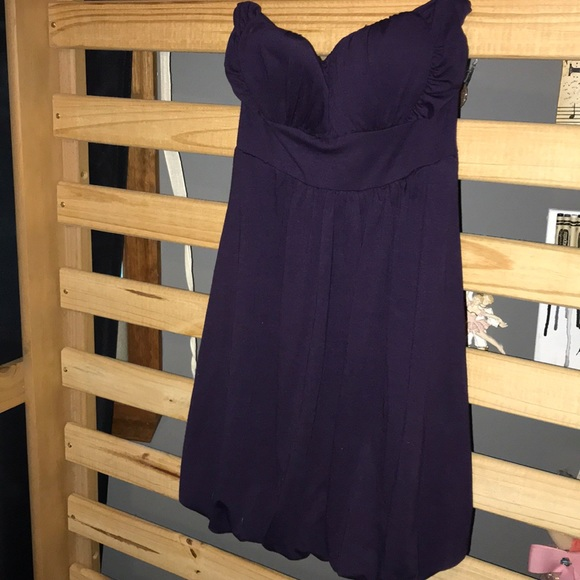Body Central Dresses & Skirts - Strapless Dress size small